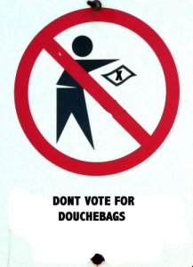 Don't throw away your vote