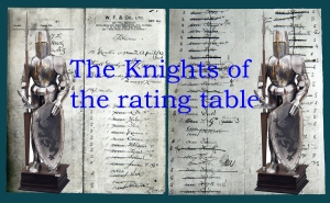 Knights of the Rating Table
